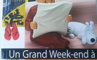 UN GRAND WEEK END A BRUXELLES
